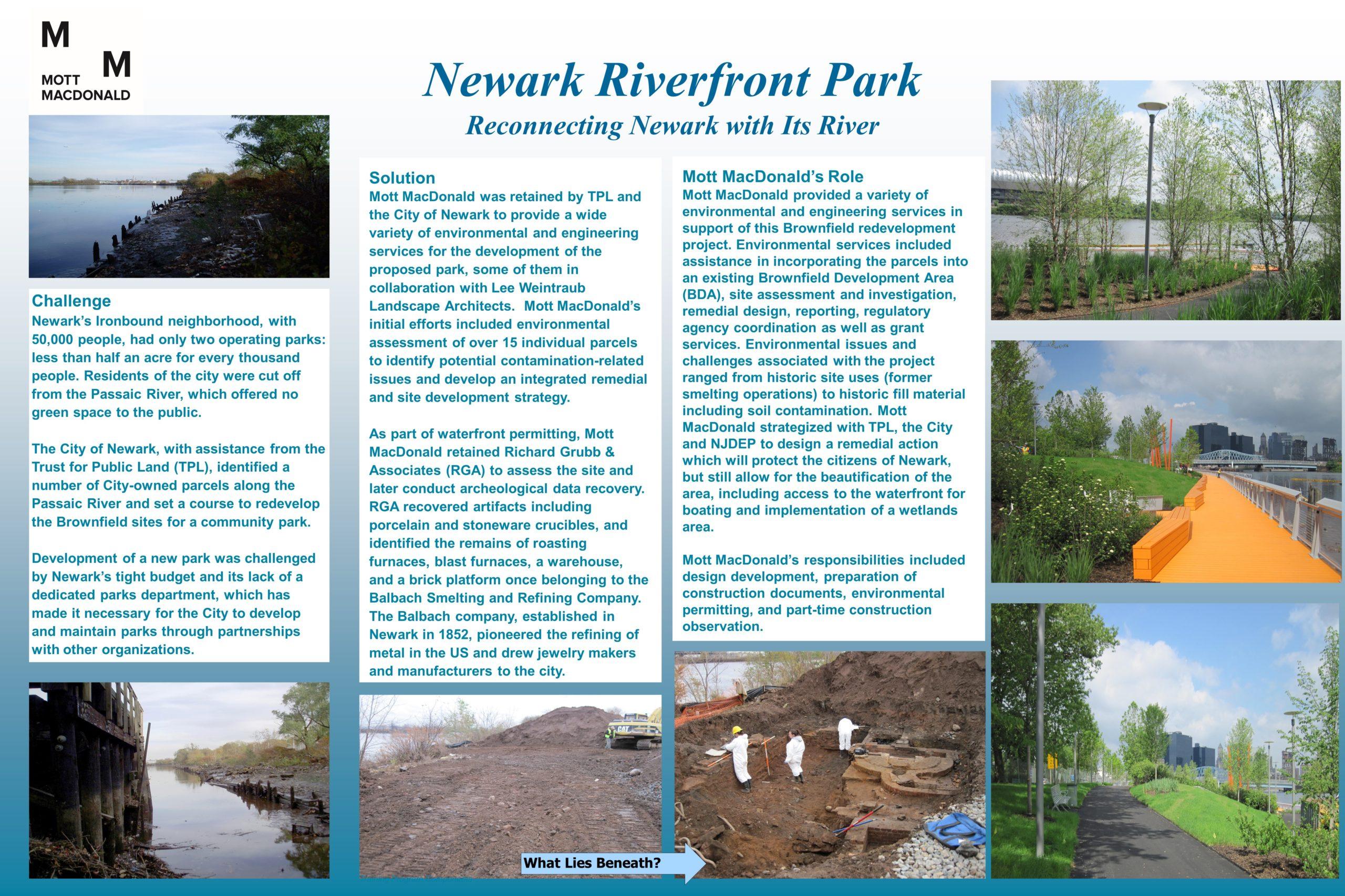 newark riverfront park